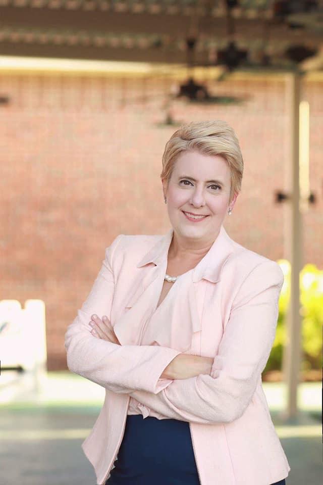 Speaker Barbara Baggerly-Hinojosa of Leadership Empowerment Group