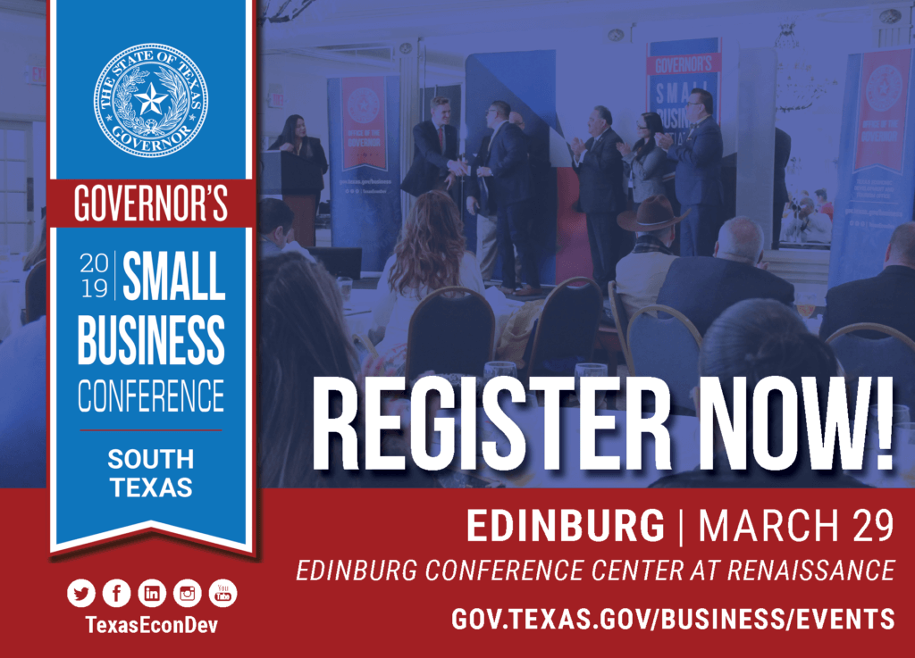 Governor's Small Business Conference