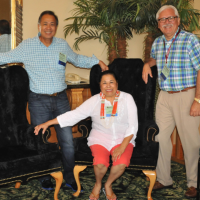 The 27th Annual Rio Grande Valley Medical Education Conference takes place April 26-27 at the Isla Grande Beach Resort on South Padre Island. Helping to plan the conference are Dr. Dionisio Calvo III, internal medicine physician in Weslaco; Mitty Reyna of the Knapp Medical Center Education Department; and Dr. Robert Sepulveda, internal medicine physician in Weslaco and conference chairman.