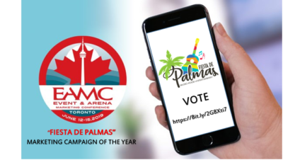 Fiesta de Palmas award vote