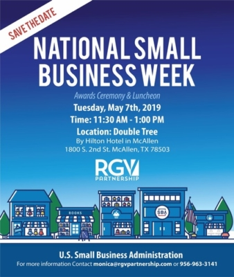 Small Business Week Awards 2019