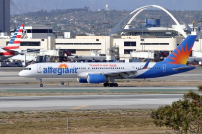 Allegiant Air is offering non-stop flights from McAllen to LAX this summer.
