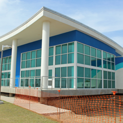 Texas Noble Builders is constructing the Cameron County Events Center in Isla Blanca Park on South Padre Island. (VBR)