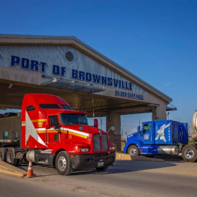 The South Port Connector Road Project will improve traffic accessibility to the Port of Brownsville by providing another entry and exit to and from the port. It will eventually offer direct access to commercial lanes at the Veterans International Bridge.