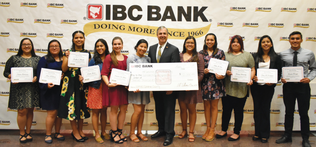 IBC Brownsville scholarships 2019