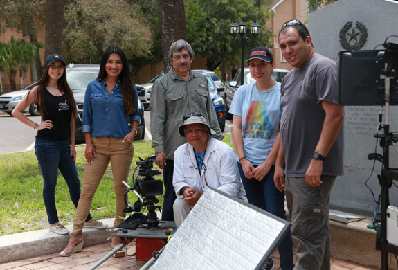 """""""And Then the Soldiers Were Gone"""" Telly Award-winning crew"""