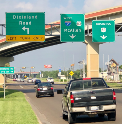 Commuter traffic flow can be a unified focus under the Rio Grande Valley MPO.