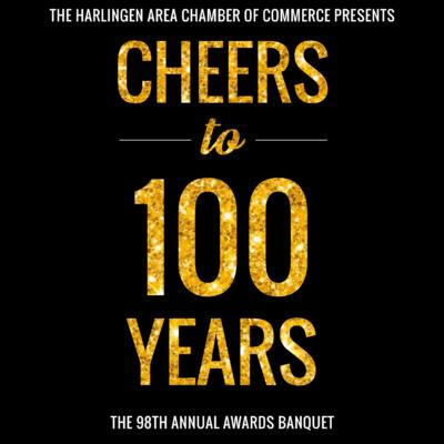 Harlingen Chamber annual banqet