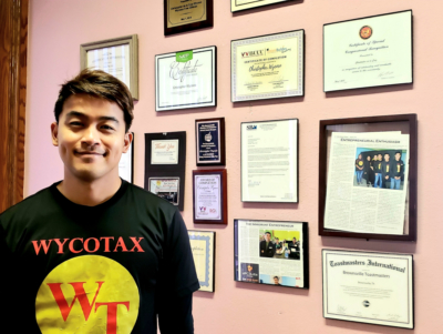 Since 2014, Christopher Wycoco has had quite a bit of success with this Wycotax company. Among his honors include the 2018 Minority Small Business of the Year for the Lower Rio Grande Valley district office. He is also the 2018/2019 Young Professional of the Year from the Raymondville Chamber of Commerce. Wycotax has 10 full-time employees and offices in both Harlingen and Brownsville.