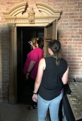 Downtown Harlingen Ghost Tour participants will tour specific buildings.