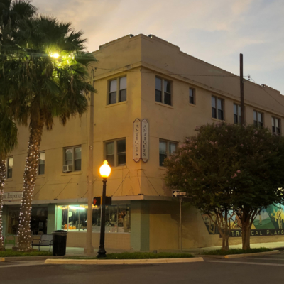 Many tenants of Downtown Harlingen historic buildings claim that the buildings are haunted. The public will be able to find out for themselves via the Downtown Harlingen Ghost Tour if the ghost stories are true.