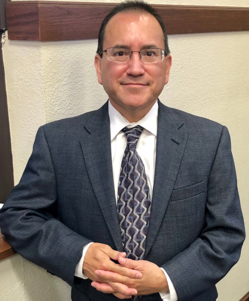 San Benito City Manager Manuel De La Rose