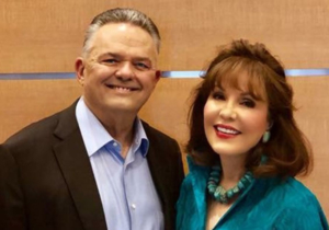 Edinburg Chamber of Commerce 2018 Man and Woman of the Year Robert and Janet Vackar
