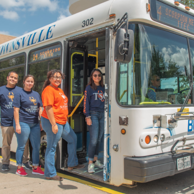 Texas Southmost College and Brownsville Metro are continuing to offer free transit services for STC students. (photo STC)