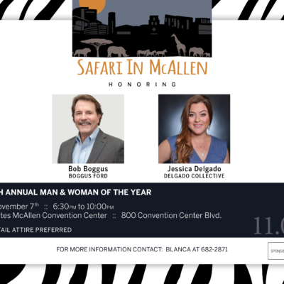 McAllen Man and Woman of the Year