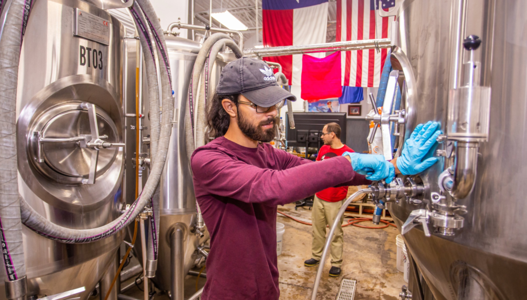 South Texas College now have an opportunity to get an education in craft beer fermentation.
