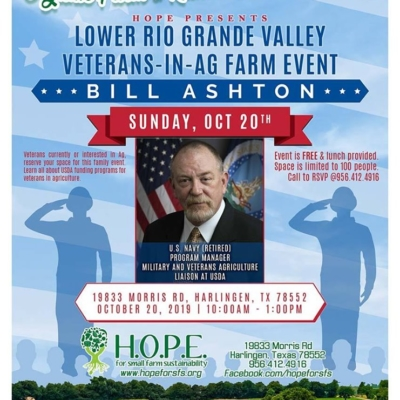 Veterans-In-AG Farm Event