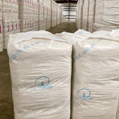 CiL cotton distribution center in Weslaco