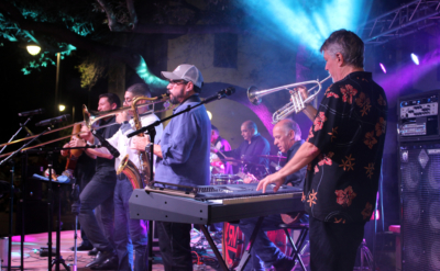 The Brew is one of many local bands who will take the stage during this weekend's Latin Jazz Festival in Historic Downtown Brownsville.