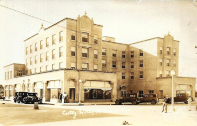 The Villa de Cortez Hotel, formerly known as The Cortez Hotel, has been around since 1929. (photo Haunted Hotel: La Niña)