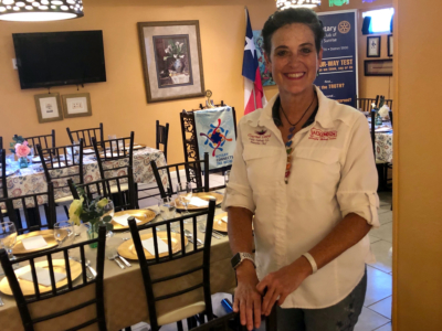 Brownsville chef Celinda Galindo's catering includes Thanksgiving home packages.