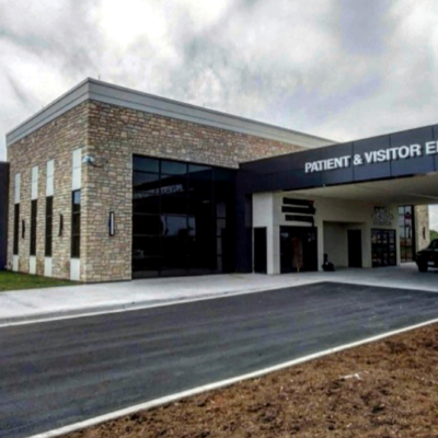 Valley Baptist Health System's micro-hospital in Weslaco