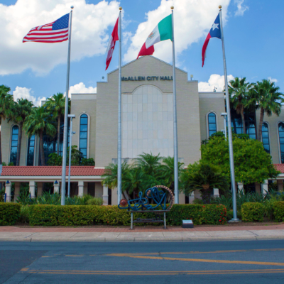 McAllen is a top safe city in the nation, according to the website 24/7Wall St.