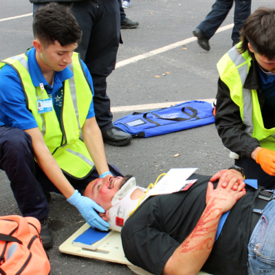 TSTC EMS Extrication Day