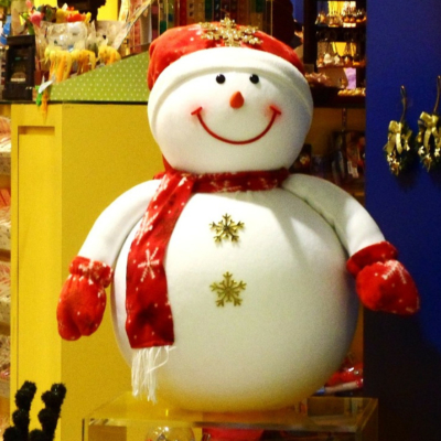 """Add the holidays by creating a """"holiday ambiance"""" in your store."""