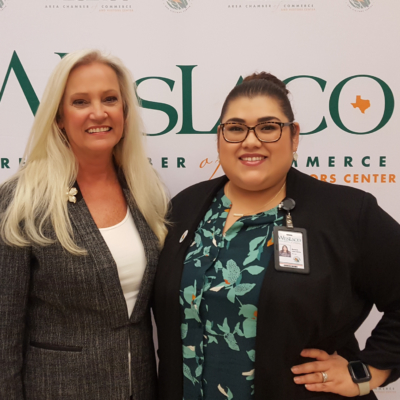Weslaco Speed Networking Luncheon, Feb. 2020