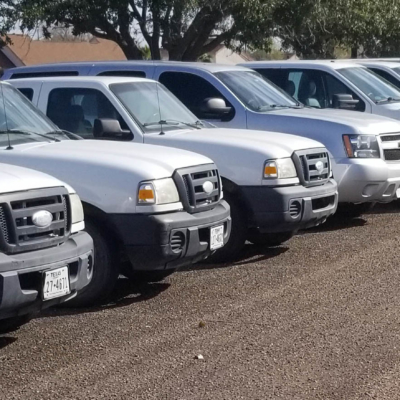 Hidalgo County's surplus auction Jan. 18 includes county vehicles.