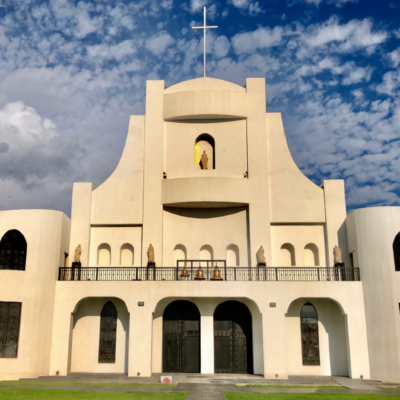 "The Catholic Diocese of Brownsville's ""Love Builds Hope"" campaign will help address growth in rural areas. The San Juan Diego Church was recently built between Mission and La Joya for colonia areas in western Hidalgo County."