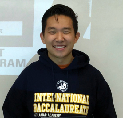 David Li, National Merit