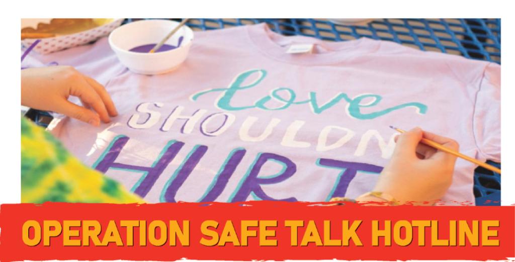 Operation Safe Talk