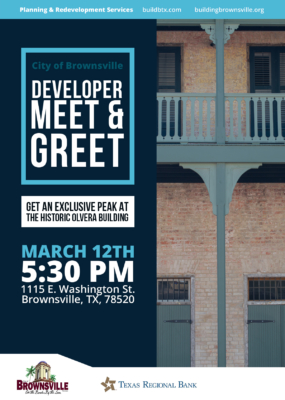 City of Brownsville Meet and Greet