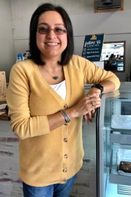 Belle Gonzalez-Myers has seen her downtown Harlingen business grow quickly.