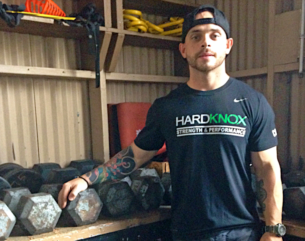 Hardknox owner Rodney McClanahan