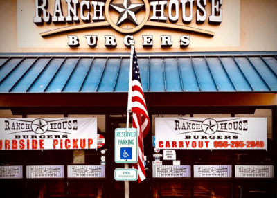Ranch House Burgers II in Mission. (courtesy)