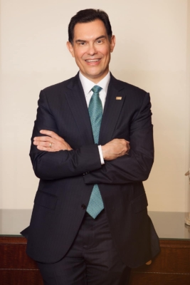 David Deanda, president of Lone Star National Bank. (Courtesy)