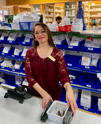 Smiles and great customer service are the rule of thumb at the Medicine Shoppe Pharmacy of San Benito. (Courtesy)