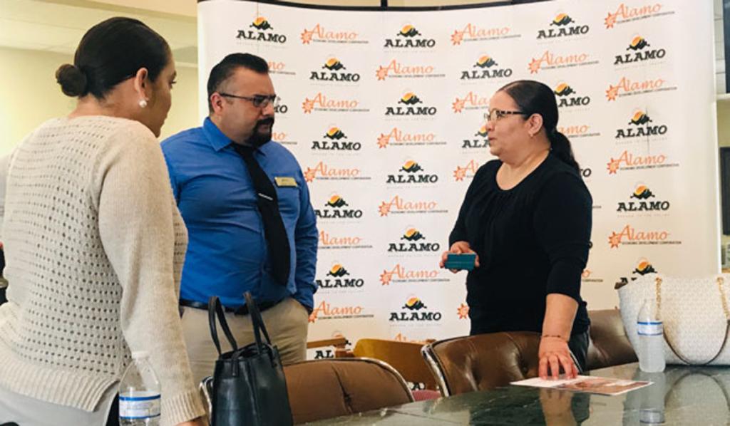 Alamo EDC Micro-Loan Program