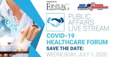 Edinburg Healthcare forum