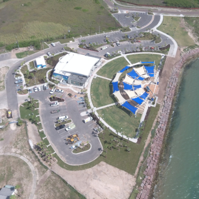 The Cameron County Amphitheater and Event Center in South Padre Island will be host to the first annual Red, White and Beach Festival July 3-4.
