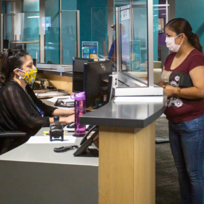 South Texas College Enrollment Center