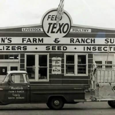 The original Martin's opened in Edinburg on Harriman Drive more than 60 years ago.