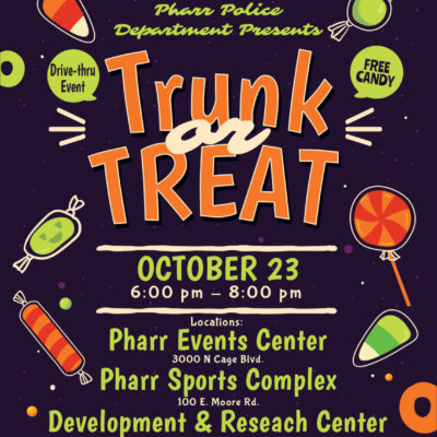 Pharr Trunk or Treat