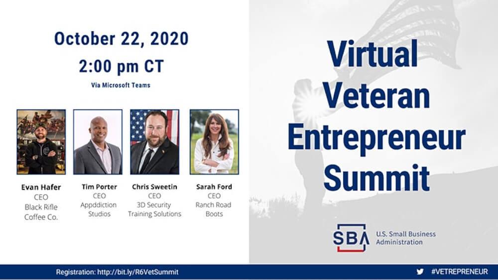 Virtual Veteran Entrepreneur Summit 2020