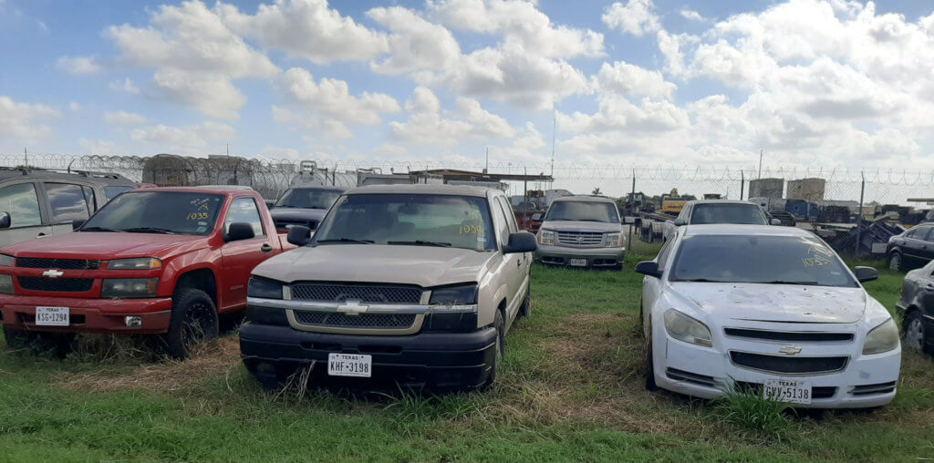 Vehicle and Fleet Auction