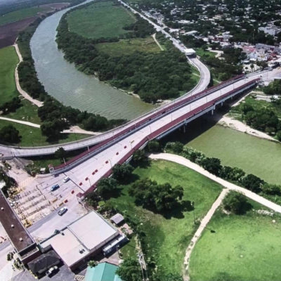 Vehicular and pedestrian traffic across the Progreso International Bridge and other spans has been limited in 2020.